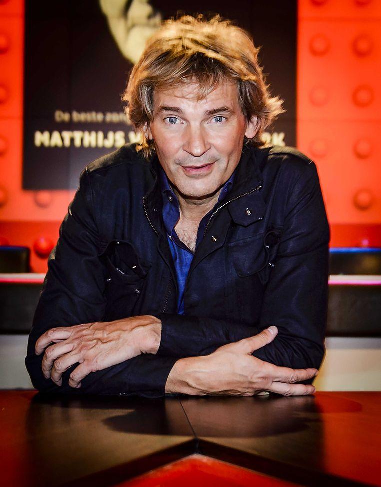 Eind maart houdt Van Nieuwkerk op met z'n dagelijkse talkshow.