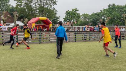 'Buurt in Beweging': proeven van meer dan 15 sporten op domein school Momentum Nieuw-Sint-Truiden