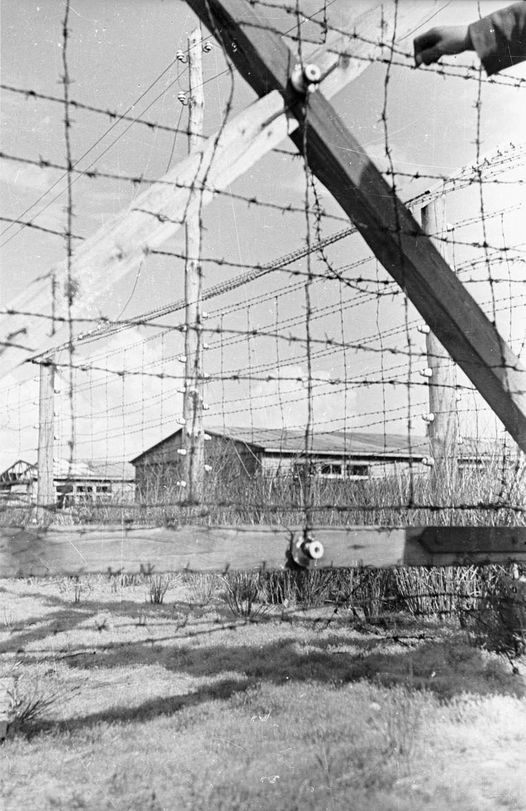 Concentratiekamp Stutthof, dichtbij de huidige Poolse stad Gdansk.