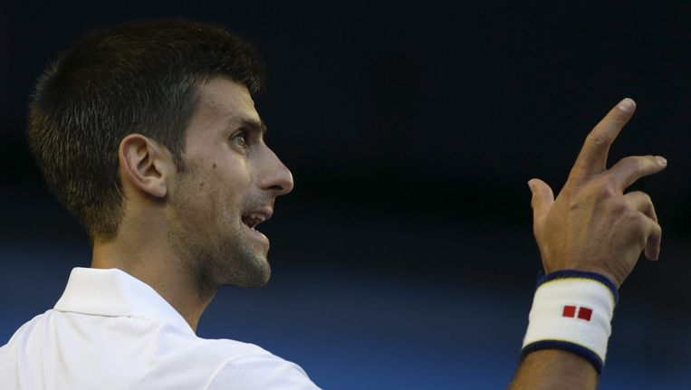 Novak Djokovic Beeld epa