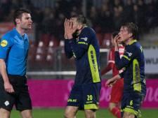 Helmond Sport blijft zwak presteren in uitduels, Almere City is maatje te groot