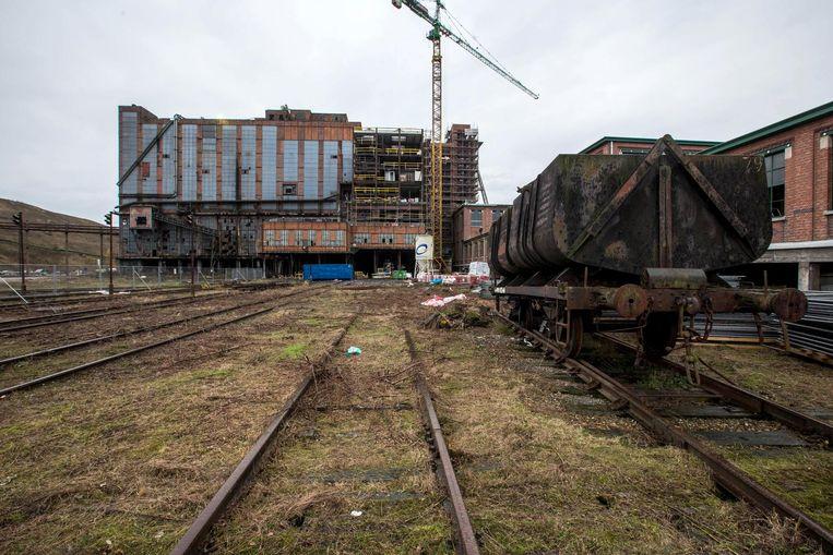 Erfgoedbeheerders maken zich zorgen over de toekomst van de kolenwasserij in Beringen.