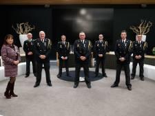 Veertien 'brandweer-lintjes' waaronder een wethouder in Rucphen
