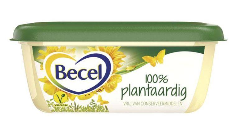 Becel 100 procent plantaardig. Beeld