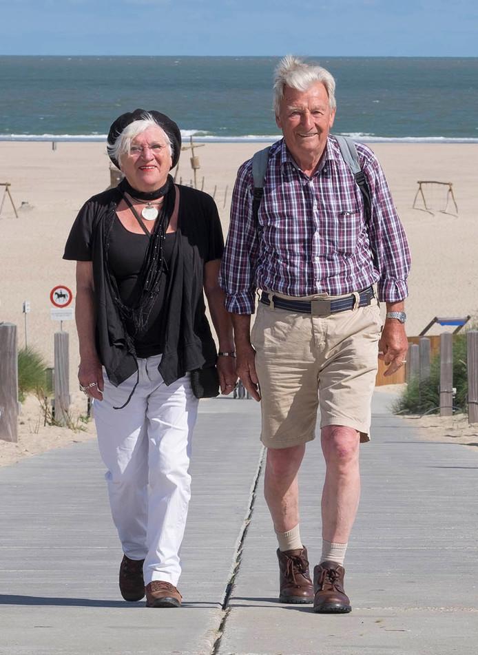 Maarten Dijkman en Addie Bliek.