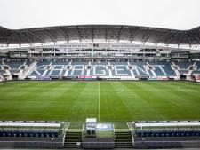 Drie voetbalsupporters betrapt met drugs