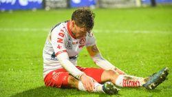 """Kristof D'Haene (KV Kortrijk): """"Het wordt zwaar om knop om te draaien"""""""