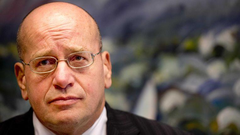 Staatssecretaris Fred Teeven (Veiligheid en Justitie). Beeld ANP