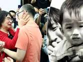 "Ouders vinden ontvoerde zoon (2) na 32 jaar terug: ""Dit is het beste cadeau ooit"""