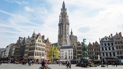 Antwerpse kathedraal heropent voor maximaal honderd bezoekers tegelijkertijd