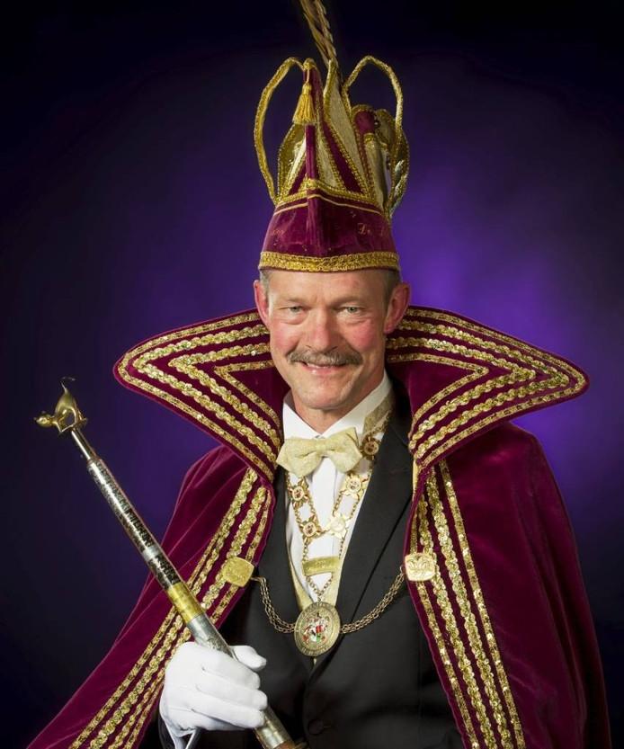 Prins Gerard III. [FOTOBRON]foto Stöppelkaters
