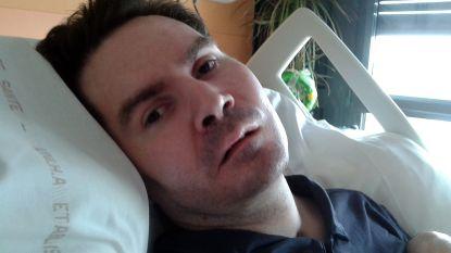 Justitie Frankrijk beveelt heropstart van behandeling verlamde Fransman (42)