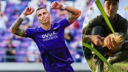 """""""Voor Kompany ga ik door het vuur"""": Ognjen Vranjes spreekt voor het eerst over zijn wedergeboorte bij Anderlecht"""