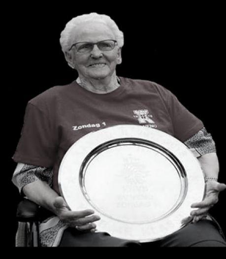 VENO treurt om overlijden erelid Keetje Mooiweer (95)