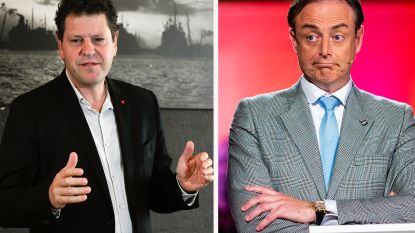 """Gezworen vijanden De Wever en Meeuws gaan nu samen 't stad besturen, na alle verwensingen: """"Drie jaar geleden hoorde ik al dat hij mij kapot wou maken"""""""