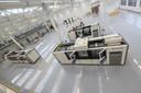 De productieruimte van Additive Industries in Eindhoven.
