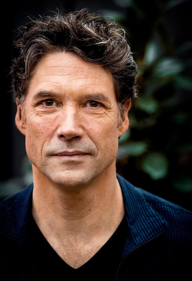 Daniël Boissevain speelt in de nieuwe serie Zomer in Zeeland. Beeld anp