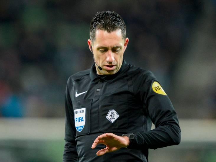 NAC - PSV onder leiding van Higler