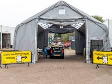 Commerciële teststraat Roosendaal: 'Wij zitten de GGD niet in de weg'