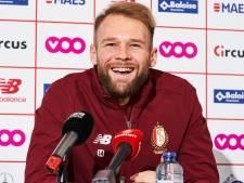 """Le nouveau buteur du Standard Joao Klauss l'affirme: """"Notre objectif est de finir dans le top 2 ou 3"""""""