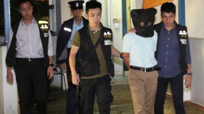Professor verbergt kist met lijk van vermoorde vrouw op campus Hongkong