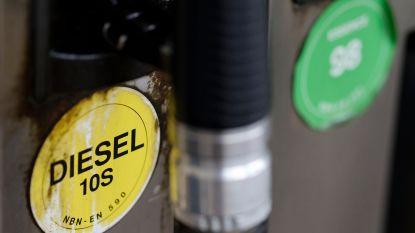 Diesel nooit eerder zo duur: 1,609 euro per liter