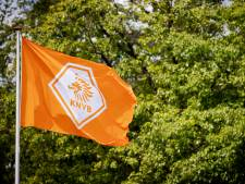 KNVB schrapt alle jeugdinterlands in september om corona