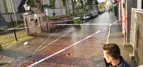 Dode man gevonden bij kerk op Ginnekenmarkt in Breda