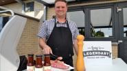Dokwerker brengt eigen barbecuesaus op de markt