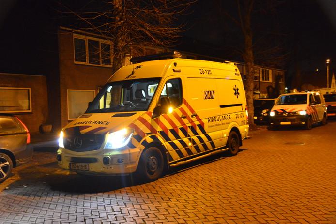 Twee personen gewond na overval aan Oranjeboomstraat