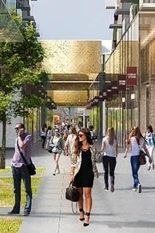 Tilburg stoomt door met nieuwe winkelstraat