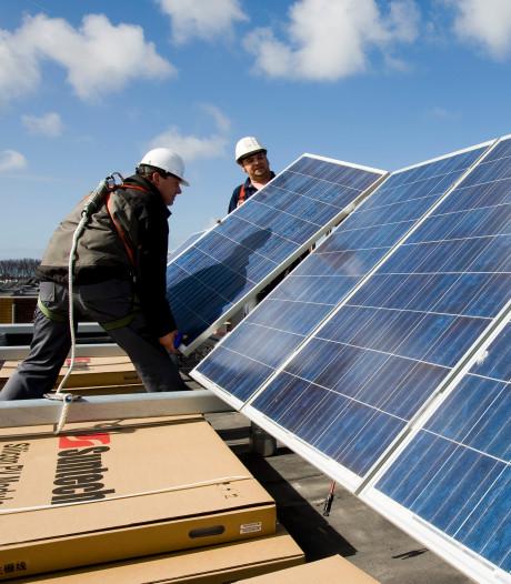 Verkopers zonnepanelen 'van de gemeente' aan de deur, maar Vijfheerenlanden weet van niks