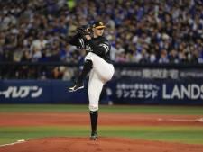 Honkballer Van den Hurk (34) grijpt vierde Japanse landstitel met Fukuoka Hawks