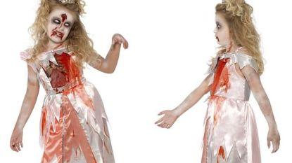 Moeder Kate Middleton verkoopt bloederige prinsessenjurk, en daar kan niet iedereen om lachen