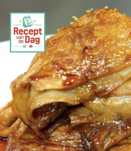Recept van de dag: Crêpes met limoncello, bruine suiker en boter