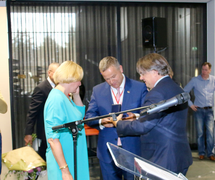 Mark van Stappershoef krijgt de Commissarispenning.
