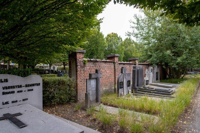 Het kerkhof van Bornem wordt heringericht