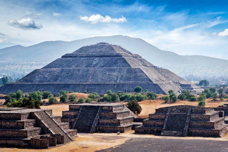 Teotihuacán werd in 1987 Unesco-Werelderfgoed en is een van de belangrijkste toeristische attracties van Mexico.