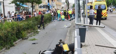 OM: Motorrijder die voetganger in Rijswijk doodreed, moet minstens 100 kilometer per uur hebben gereden