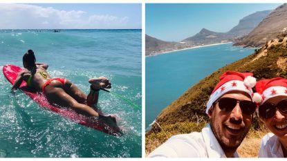 SHOWBITS. Natalia gaat surfen in Barbados en Kathleen Aerts denkt al aan haar kerstkaartjes
