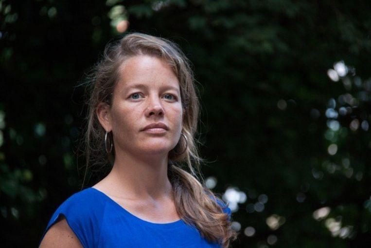 Manon Stravens is journalist en auteur van het boek De opstand van Boko Haram. Beeld -