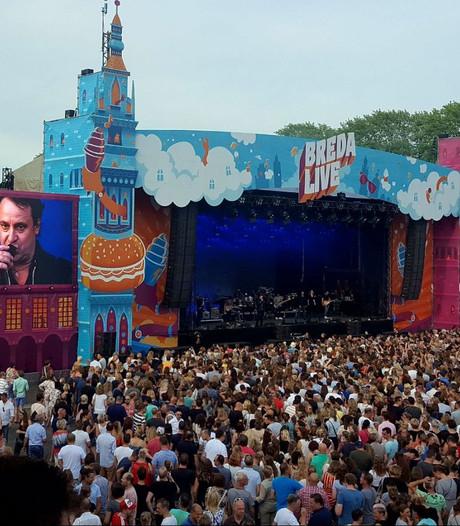 Breda Live viert jubileum met Anouk en Kensington