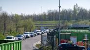 Op valse start na verloopt heropening recyclageparken gedisciplineerd