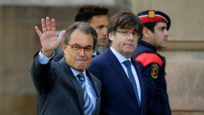 Grootste Catalaanse separatistische partij is voor justitie 'illegaal' gefinancierd