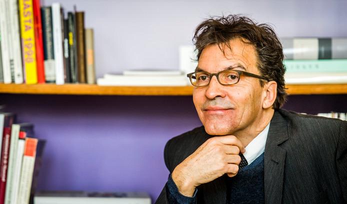Directeur Sjarel Ex van Museum Boijmans Van Beuningen