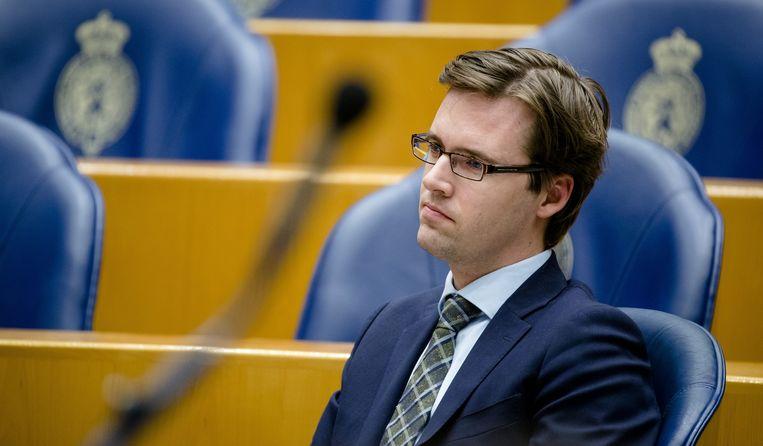 'Wat Israël doet, is onacceptabel gedrag van een bondgenoot', zegt Tweede Kamerlid Sjoerd Sjoerdsma (D66). Beeld anp