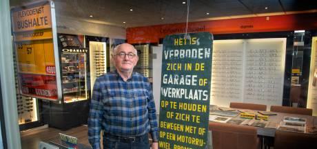Verwoede VAD-verzamelaar Hans (70) uit Elspeet mag verzameling etaleren: 'Ik dacht dat het niet meer zou gebeuren'