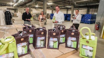 """AZ Groeninge krijgt 1.000 voel-je-goedpakketjes met verzorgende producten: """"Geschenk van bedrijven ClimaWest en AA Cosmetics"""""""