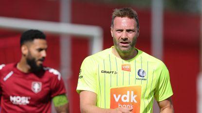 """Depoitre wil zich snel herpakken met AA Gent: """"Genoeg kwaliteit om vertrek David op te vangen"""""""