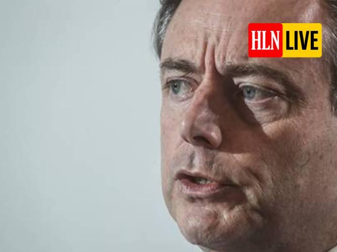 """LIVE. De Wever: """"Tientallen besmettingen met Britse variant in Antwerpen"""", synagogen kunnen sluiten - Vandenbroucke: """"Niet zeker"""" dat vaccins tegen Zuid-Afrikaanse variant werken"""